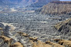 This landform is an example of what may have been created through geomorphology.