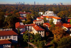 Restaurants and Cafes for Students at Emory University