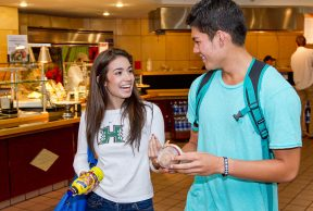 Restaurants and Cafes at University of Hawaii in Manoa