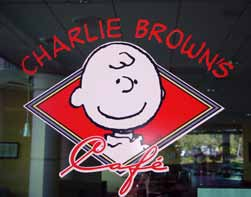 logo of Charlie Brown's Cafe