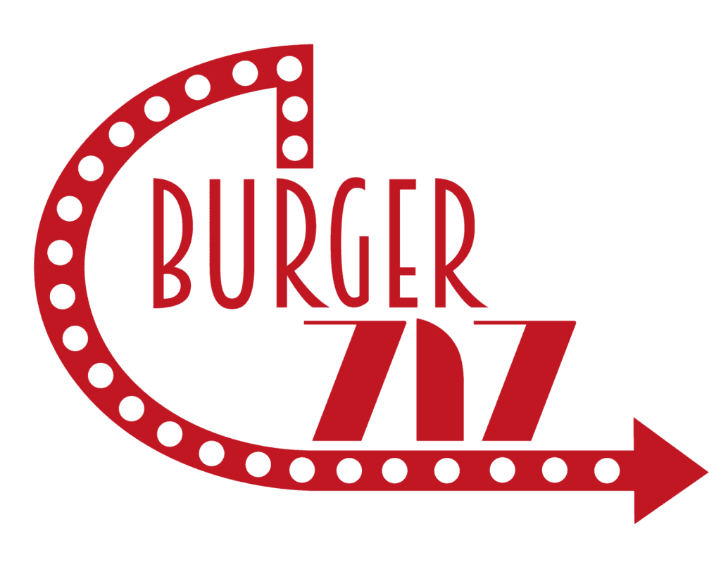 logo of burger 717