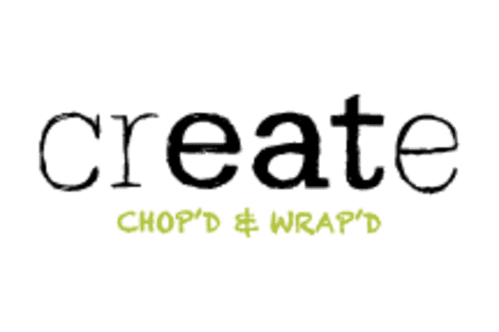 logo of create chopd
