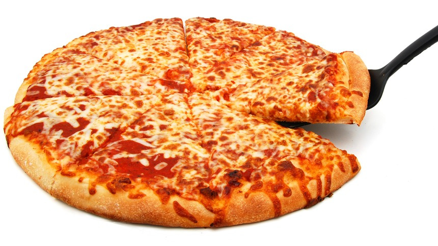 An Image of pizza at Pizza Queen Smith?