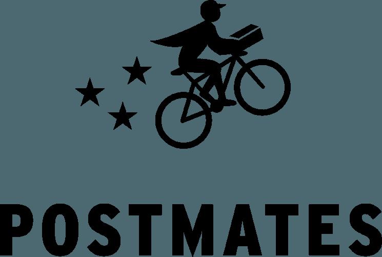 An illustration of post mates