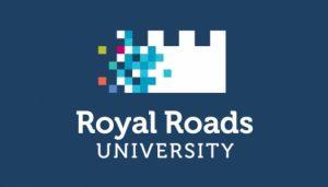 royal roads university logo student discount canada