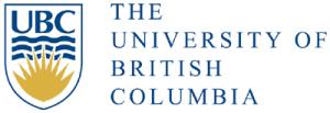 university of british columbia logo student discount canada