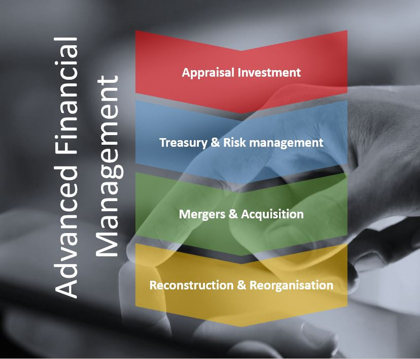 Advanced Financial Management in 4 steps