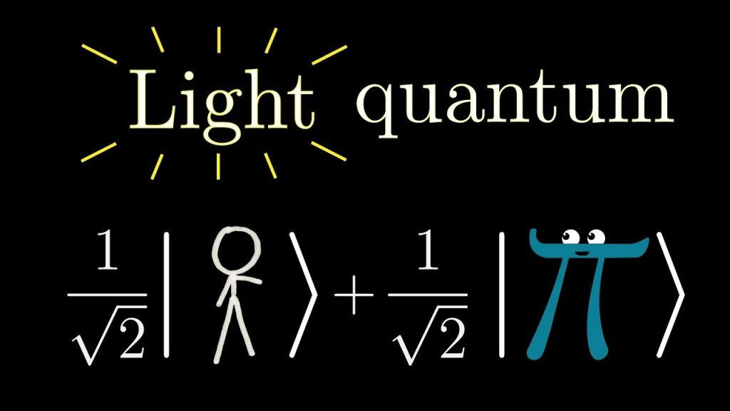 Light quantum mechanics