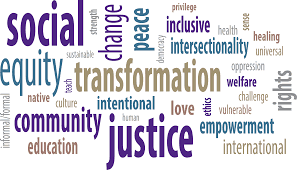 social justice and related terms