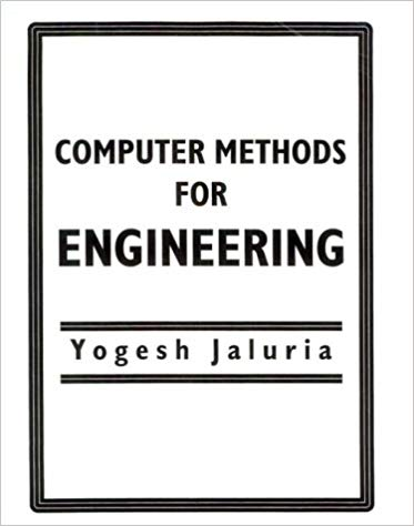 Computer Meth for Engineers text book