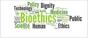 bioethics and related terms