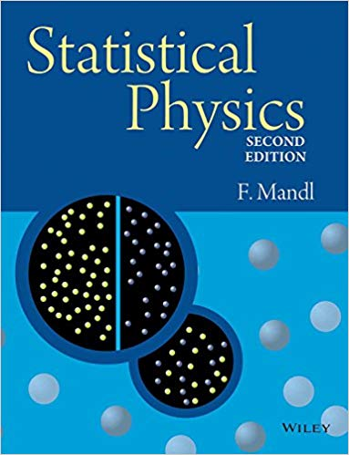 Statistical Physics Textbook cover