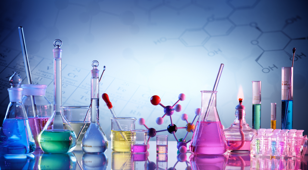 Various compounds of chemicals