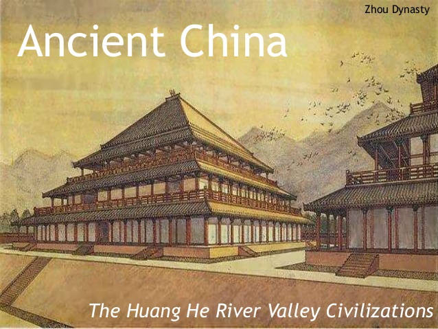 ancient China huang he civilizations
