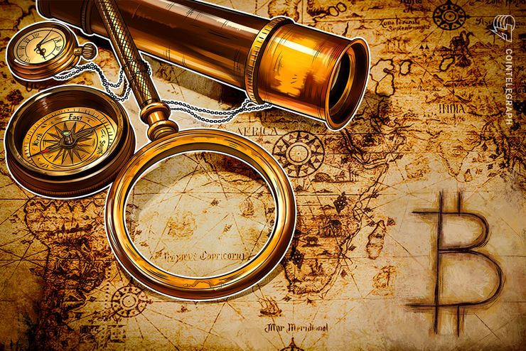 Discovery of history through maps