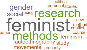 Feminists and related concepts