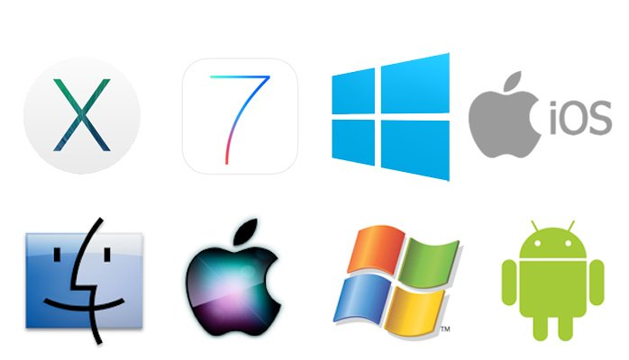 Image showing various Operating Systems