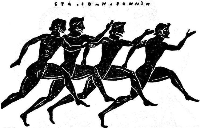 Sport and Athletics in the Ancient Mediterranean