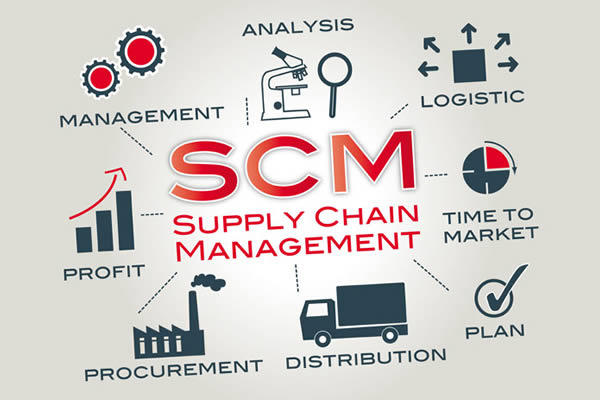 Spully Chain Management graph showing all its different factors
