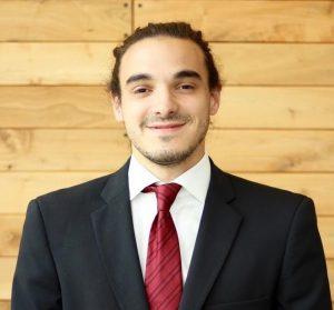 juan pablo pimienta, co-founder of polarpanel startup