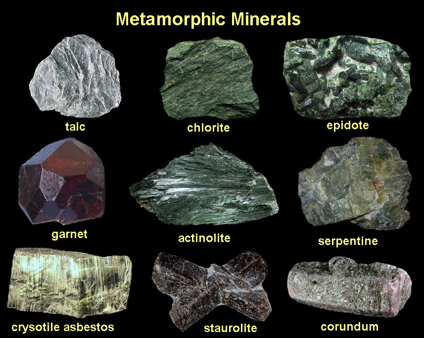 picture of rock minerals in geology