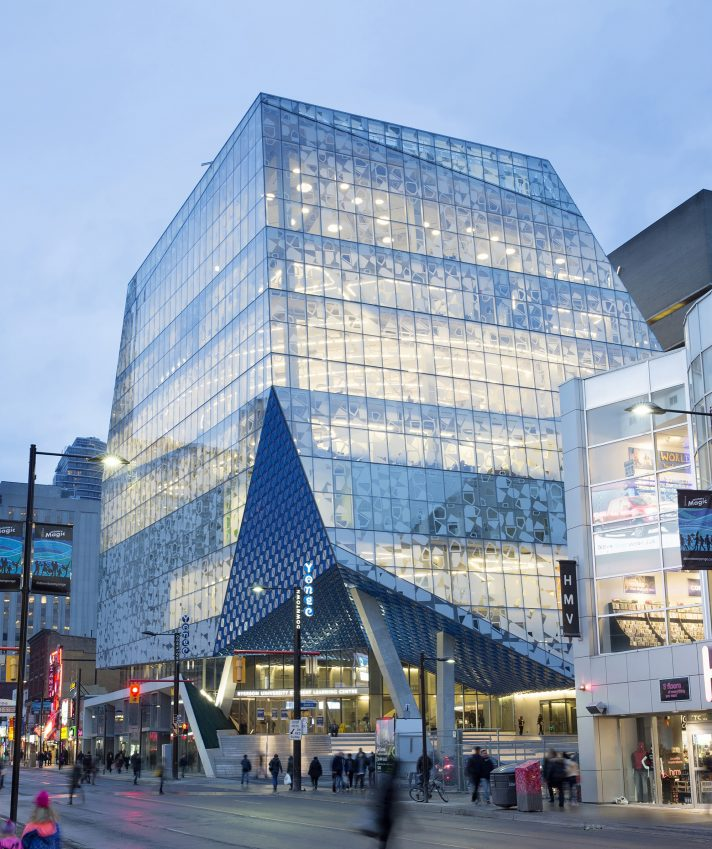 ryerson university downtown campus