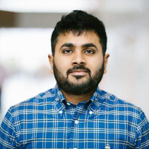 anudeep maddi, co-founder of sensytec startup
