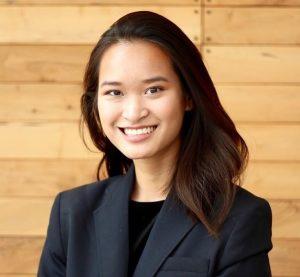 viviane nguyen, co-founder of polarpanel startup