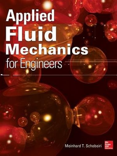 Applied Fluid Mechanics Textbook Cover Page