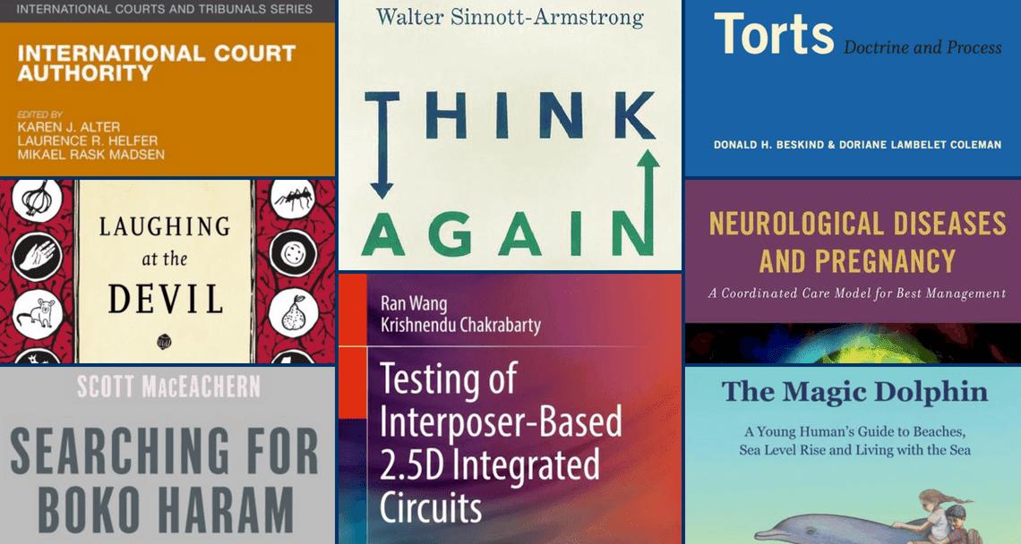 Books by Duke authors.