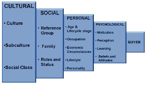 Factors impacting buyer behavior