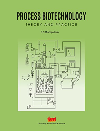 Process biotechnology textbook cover