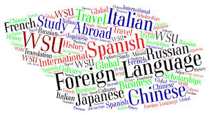 names of foreign languages