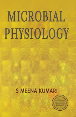 A Microbial Physiology? Textbook Cover