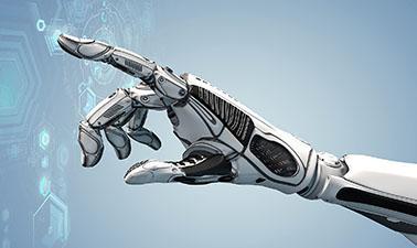 A robotic hand
