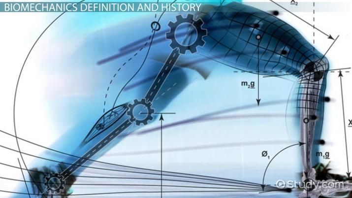 Motion analysis in Biomechanics