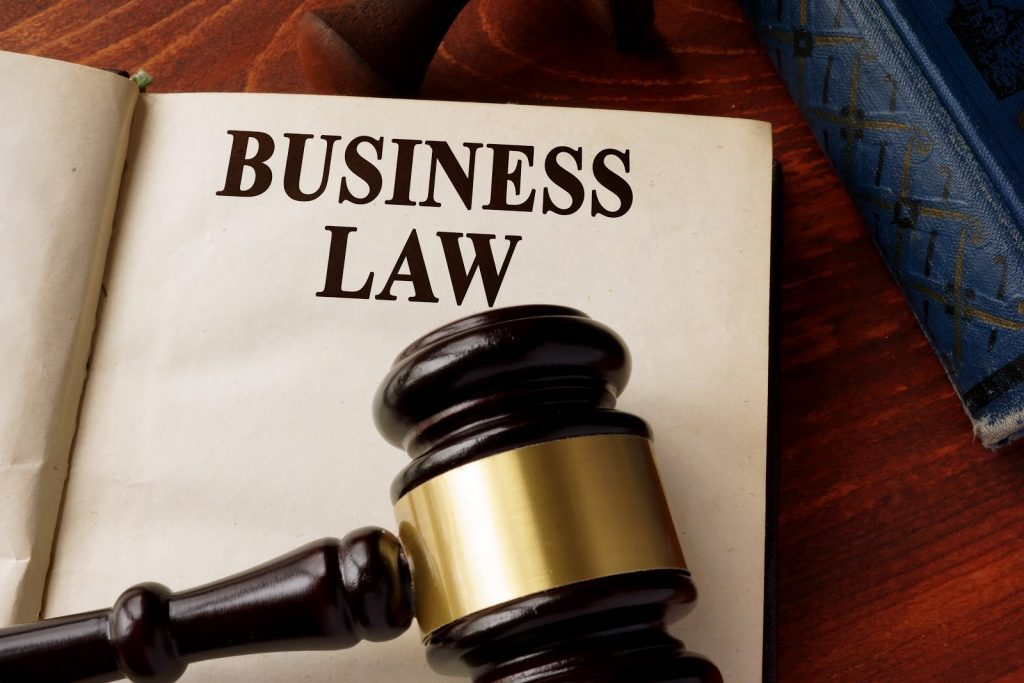 An image of Business Law