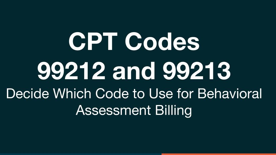 A picture of  CPT Outpatient Coding System