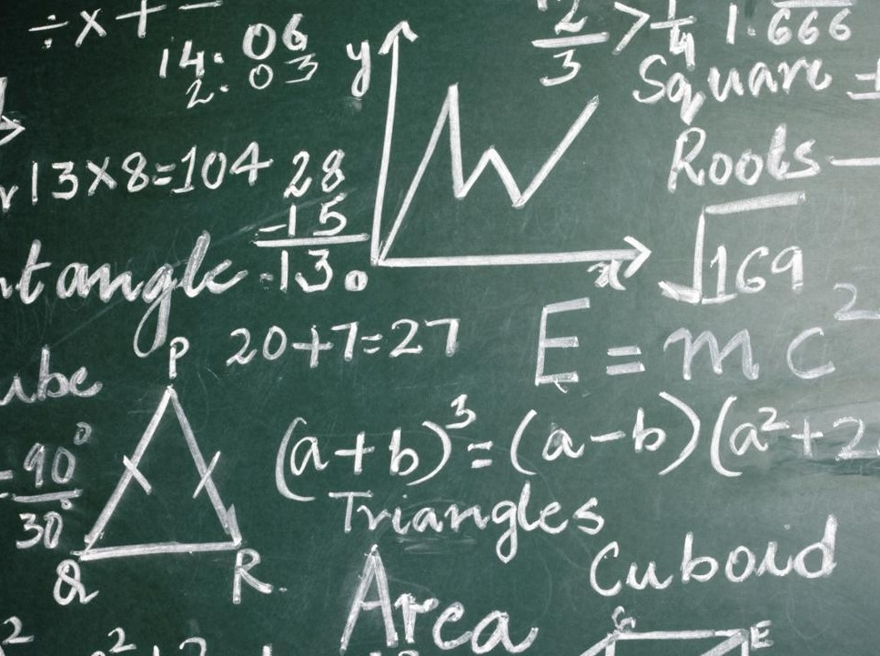 Students need to have a strong mathematical background.