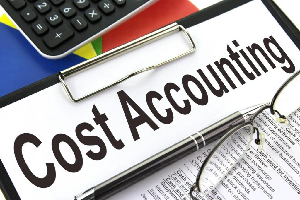 An image of cost accounting