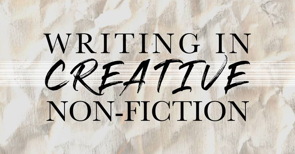 A picture of writing in Creative Non-fiction