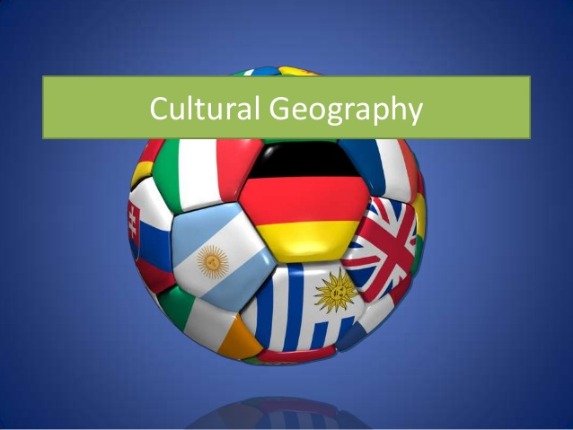 An image of Cultural Geography