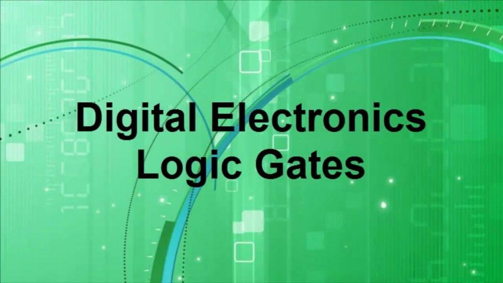 Basic logic gates in Digital Electronics