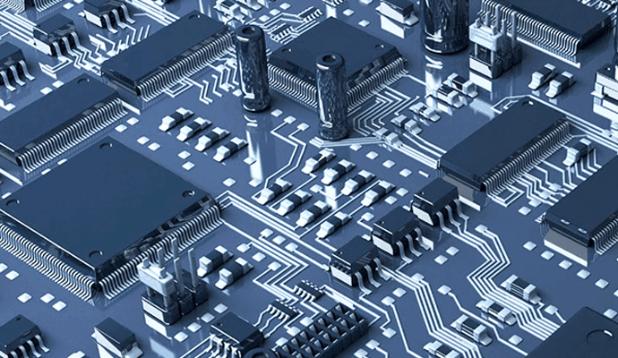 Picture of a Digital Electronics