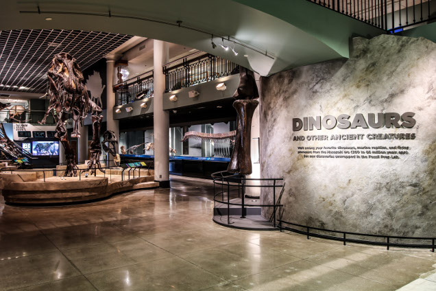 Academy of  Natural Sciences at Drexel University.