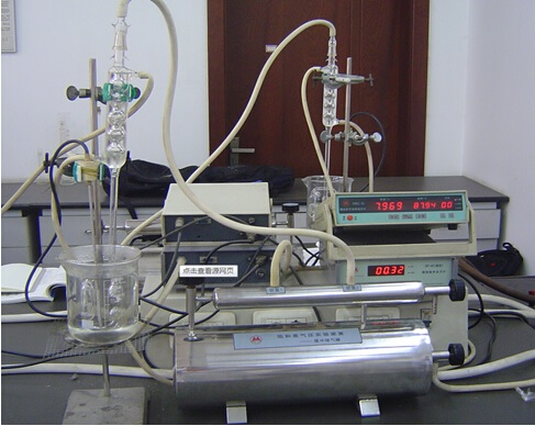 picture of chemical apparatus.