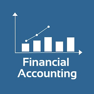 Picture of a graph representing financial accounting