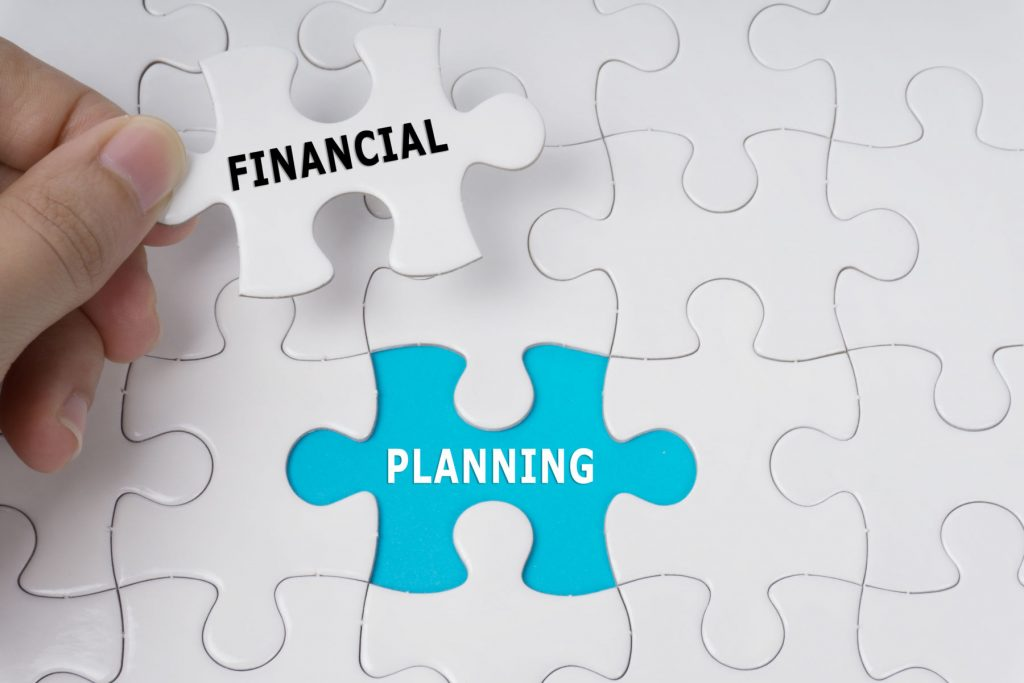A pictorial representation of Financial Planning