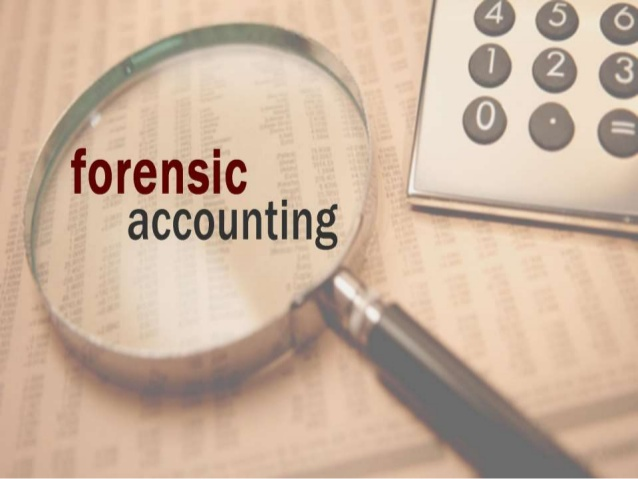 An image of Forensic Accounting