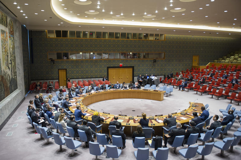 conference of International Conflict and Security resolution
